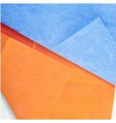 Wischtuch Vlies blau 50 x 70 cm 10 Stück