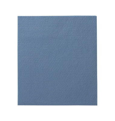 Feuchtwischtücher 386679 blau 35 x 40 cm 10 Stück
