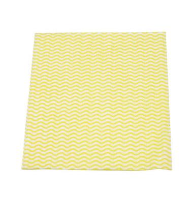 Reinigungstücher Wischfix perfo gelb Viskose 50 x 38 cm 50 Stück