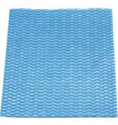 Reinigungstücher Wischfix perfo blau Viskose 50 x 38 cm 50 Stück