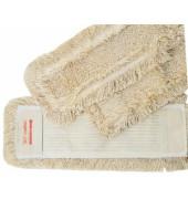 Wischmoppbezug Mastermop 40 x 13 cm Baumwolle/Polyester offen
