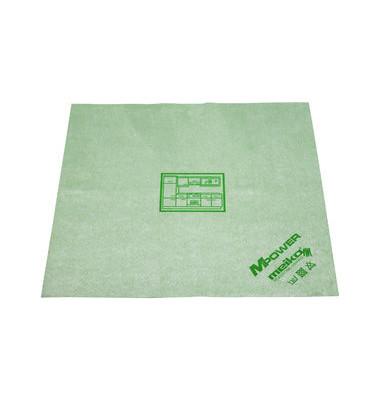Reinigungstücher MPower Mikrofaser für Küche/Spüle grün 40 x 40 cm 5 Stück
