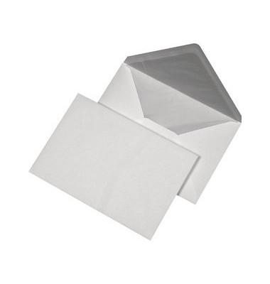 Briefumschläge C5 nassklebend mit Seidenfaden weiß 500 Stück