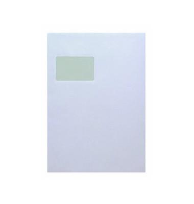 Kuvertierhüllen C4 m.Fe.,n.kl.100g weiß 500 Stück