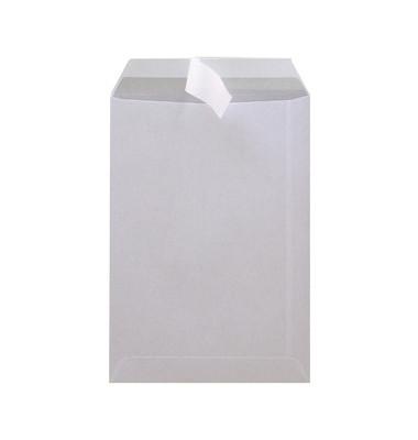 Versandtaschen C5 ohne Fenster haftklebend 90g weiß 500 Stück
