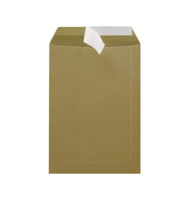 Versandtaschen B4 ohne Fenster haftklebend 110g braun 250 Stück