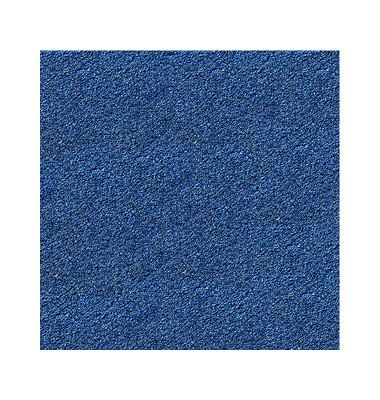 Schmutzfangmatte Olefin blau 60x91cm bis7l/qm