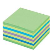 Haftnotizwürfel 76 x 76mm neongrün 450 Blatt