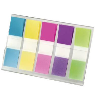 Index Haftstreifen Mini neon 683-5CB 5x20 St