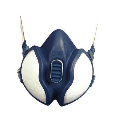 Atemschutzmaske FFA2P3D wartungsfrei