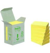 Haftnotizen 38 x 51mm gelb 6 x 100 Blatt