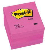 Haftnotizen Neon 100 Bl. pink 76 x 76mm