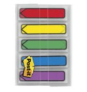 Haftstreifen Pfeile Index Mini sortiert 5x20Bl.