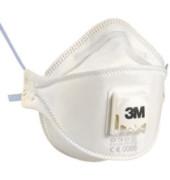 Atemschutzmaske FFP2 weiß mit Ausatemventil 10 Stück