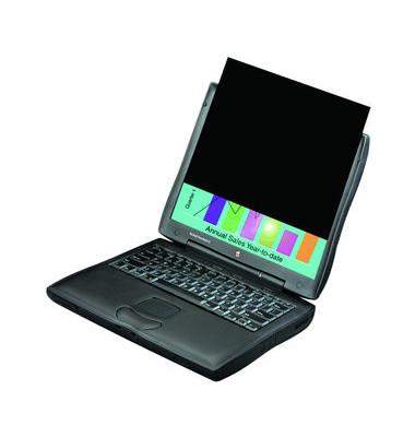 Bildschirmfilter Privacy 16:10 für Laptops 39,12cm widescreen