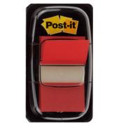 Index Haftstreifen 680-1 rot 25,4 x43,2mm 50 Stück