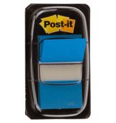Haftstreifen Index blau 25,4 x43,2mm 50 St