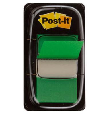 Index Haftstreifen 680-3 grün 25,4 x43,2mm 50 Stück
