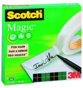 Klebeband Magic Tape 810 19mm x 66m transparent