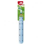 Lineal Kunststoff flexibel transp. 30cm