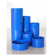Schreibtischboy mit 6 Röhren blau
