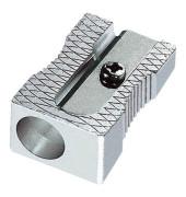 Metallspitzer silber