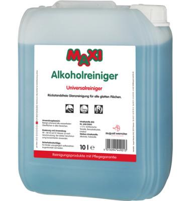 Alkoholreiniger Kanister 10 Liter