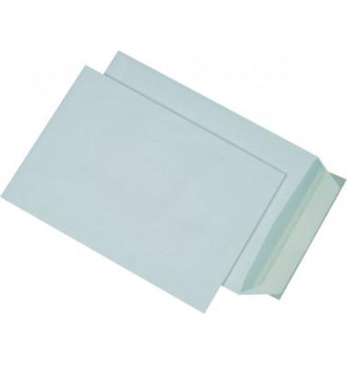 Versandtaschen B5 ohne Fenster haftklebend 90g weiß 500 Stück