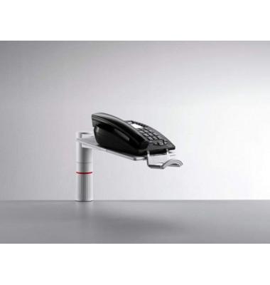 Telefonschwenkarm Phone Master grau 21,5cm hoch bis 6kg