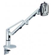 Monitortragarm LifeTEC-Arm II sw/si Rw:515mm 2-tlg.