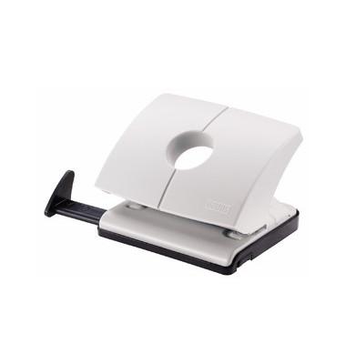 Locher B216 025-0299 grau bis 1,6mm 16 Blatt mit Anschlagschiene