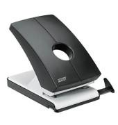 Registraturlocher B240 025-0415 schwarz bis 4mm 40 Blatt mit Anschlagschiene