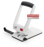 Registraturlocher B270 025-0492 grau bis 7mm 70 Blatt mit Anschlagschiene