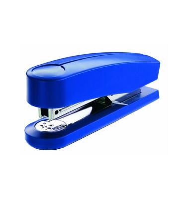 Heftgerät B3 blau bis 30 Blatt für 24/6 + 26/6