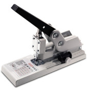 Blockhefter B52/3 grau bis 170 Blatt für 23/8 bis 23/20
