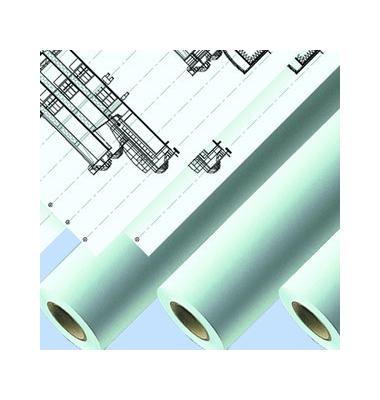 Plotterpapier Premium IJM 118 914mm x 91m 100g weiß beschichtet 1 Rolle