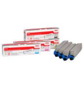 Rainbow Kit für C8600 C8800 c/m/y/sw ca.6.000 S