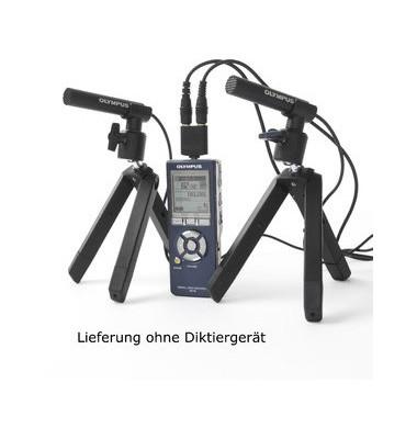 ME-30W Konferenzset f DS-30/40 DS-50 Mikro/Stativ Netzteil