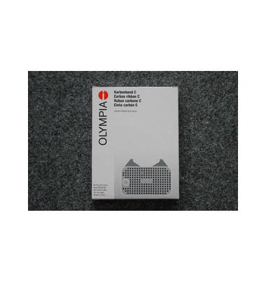 Farbband 9677 Gr.308C für AEG schwarz Karbon