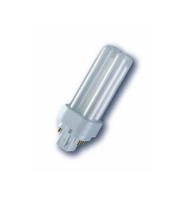 Energiespar-Kompaktlampe B Dulux D/E G24q-3 kaltweiß 26/120W