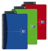 Spiral-Notizbuch Office Urban 100103741 farbig sortiert A5 liniert 90g 90 Blatt 180 Seiten