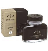 Füllertinte Quink 1950375 schwarz 57ml im Glas