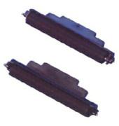 Farbrolle Gr.720 schwarz 8 x 52mm 2 St
