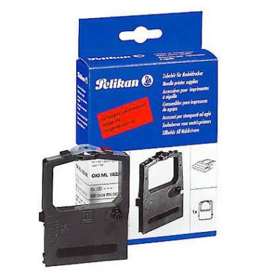 Farbband 515544 für Oki schwarz Nylon HD 8mm x 1,6m
