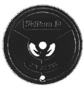 Farbband Gr.1 schwarz Nylon 13mm x 10m