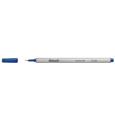 Fineliner 96 blau 0,4 mm