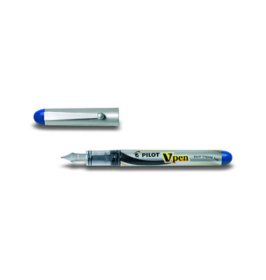 Füller V-Pen blau SVP-4M-L 0,4mm M