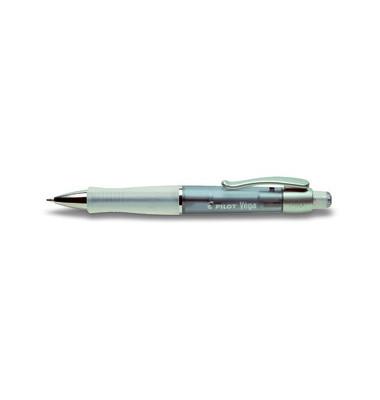 Kugelschreiber Vega BP-415VM schwarz/transparent 0,4 mm