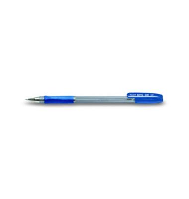 BPS-GP blau/transparent Kugelschreiber M 0,35mm