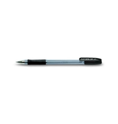 BPS-GP schwarz/transparent Kugelschreiber M 0,35mm